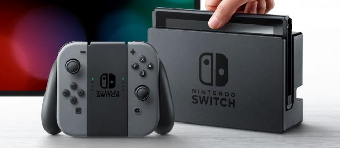 Un socle de recharge bientôt dispo pour la Switch