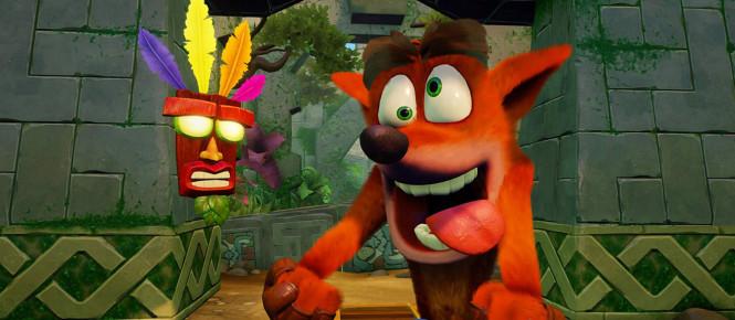 Crash Bandicoot en avance sur PC, Xbox One et Switch
