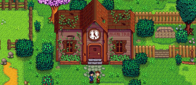 Stardew Valley daté sur PS Vita, avec du cross-buy