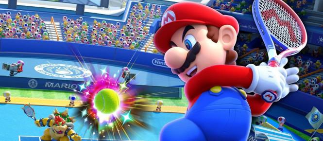 Mario Tennis Aces : des nouvelles en vidéo