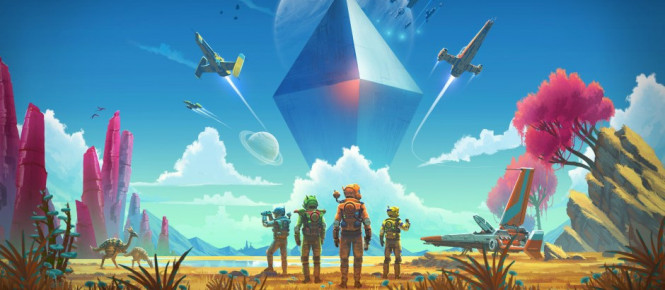 No Man's Sky date sa version Xbox One et son multi