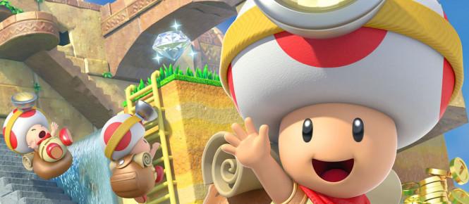 Captain Toad : un nouveau trailer pour la version Switch