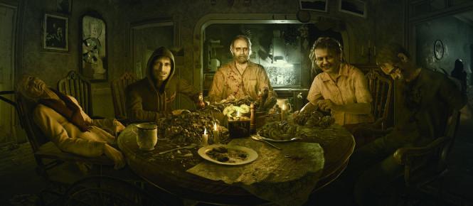 Resident Evil 7 sur Switch, ou presque...