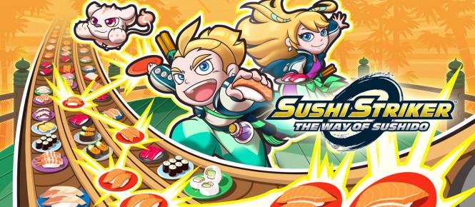 Une démo pour Sushi Striker sur Switch