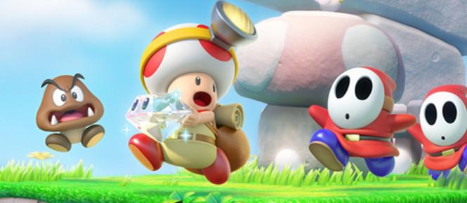 Captain Toad : la sortie se prépare en vidéo