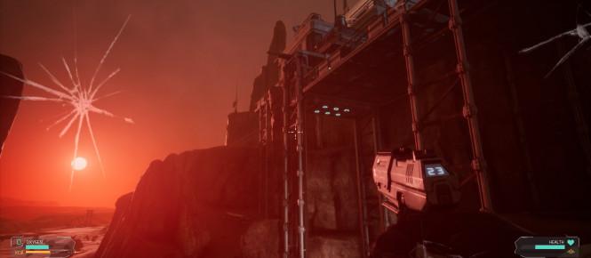 Memories of Mars date son accès anticipé