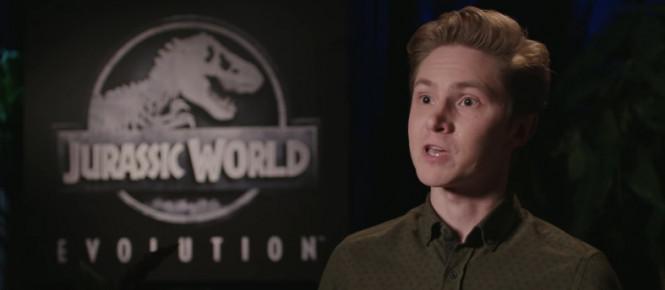 Jurassic World : Evolution et son troisième carnet des développeurs