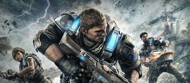 [E3 2018] Gears of War 5 annoncé