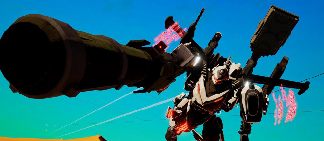[E3 2018] Le plein d'images pour Daemon X Machina