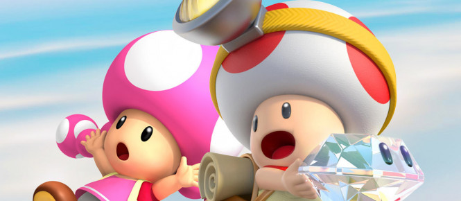 Captain Toad amputé de quelques niveaux