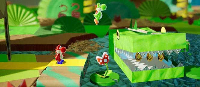 E3 2018 : l'absence de Yoshi sur Switch expliquée