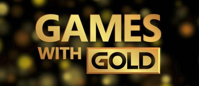 Games with Gold : les jeux de juillet