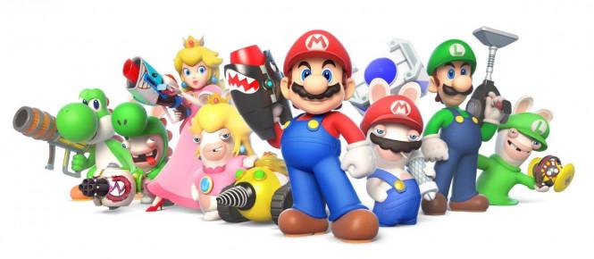 Ubisoft veut collaborer encore plus avec Nintendo