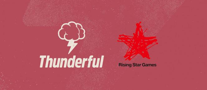 Rising Star Games racheté par Thunderful