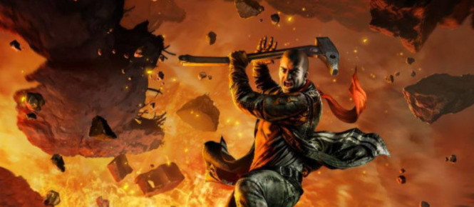 Red Faction Guerrilla Re-Mars-tered sort demain