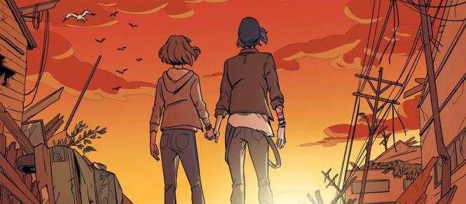 Life is Strange : le premier comic book pour novembre