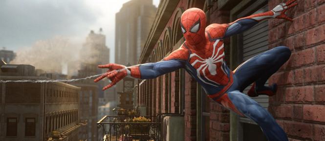 Spider-Man est Gold