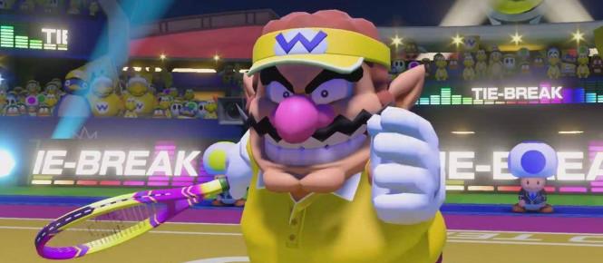Mario Tennis Aces va se rééquilibrer