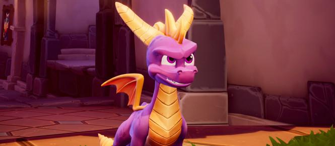 Spyro Reignited Trilogy : un seul jeu sur le CD