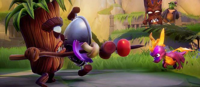 Spyro 3 en...trois images