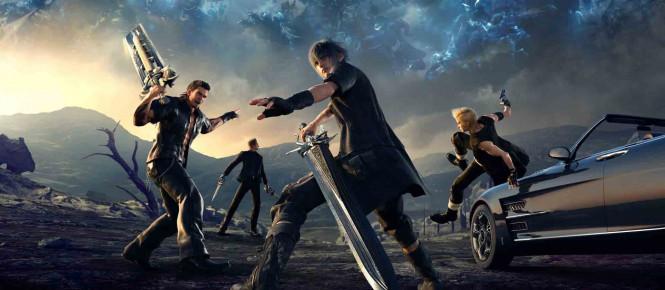Quelques 7,7 millions de Final Fantasy XV