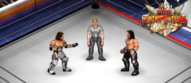 Fire Pro Wrestling World se date en Europe sur PS4