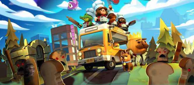 Overcooked 2 aura son New Game+