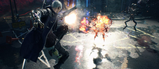 [Gamescom 2018] Devil May Cry 5 se trouve une date