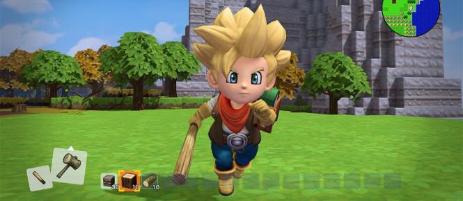 Un stream à venir pour Dragon Quest Builders 2