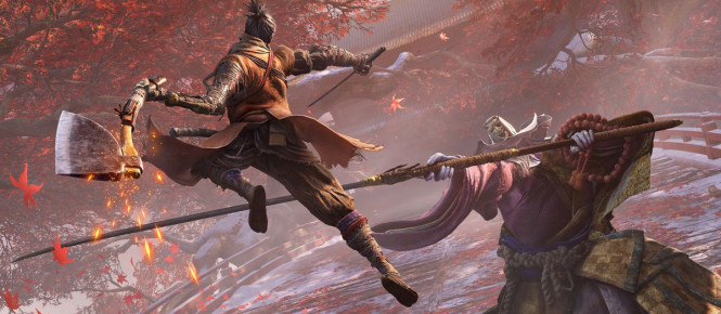 [Gamescom 2018] Du gameplay pour Sekiro Shadows Die Twice