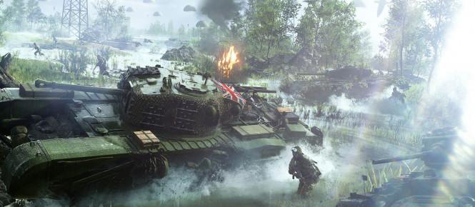 Battlefield V retardé d'un mois