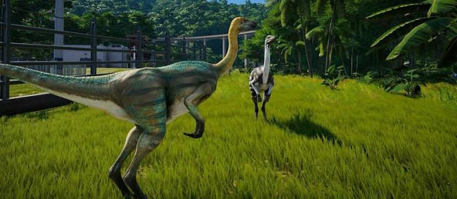 Bientôt du challenge pour Jurassic World Evolution