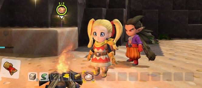 Nouvelles images pour Dragon Quest Builders 2