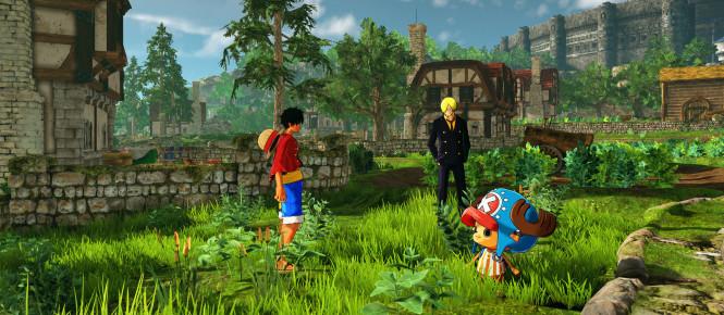 One Piece : World Seeker et son trailer du TGS