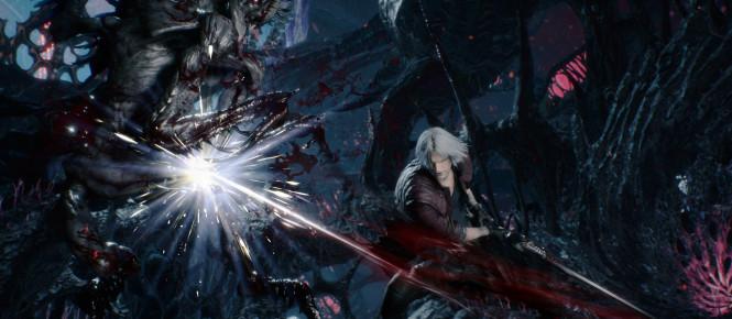 Devil May Cry 5 : une vidéo du Tokyo Game Show
