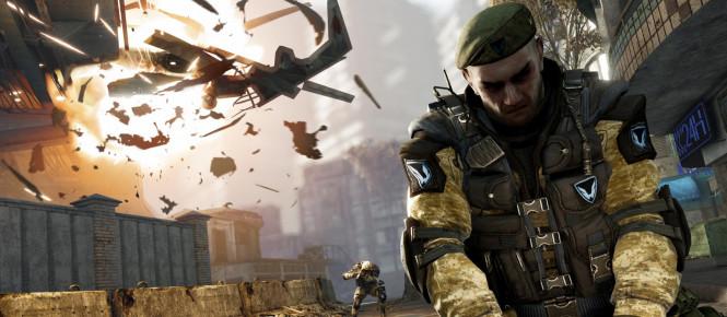 Warface : joli lancement sur PS4