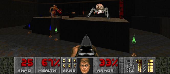 Un mod pour que Doom II devienne un battle royale