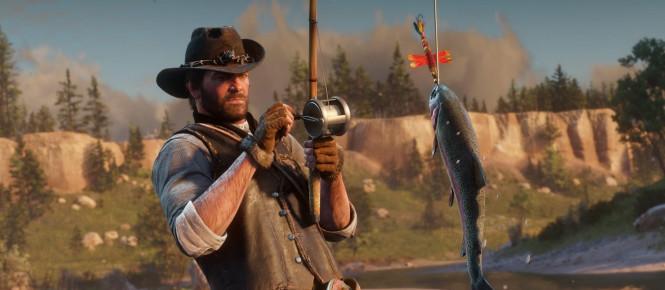 Red Dead Redemption 2 : images et peaux de bêtes