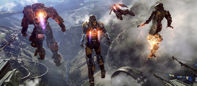 Anthem passe en alpha chez BioWare