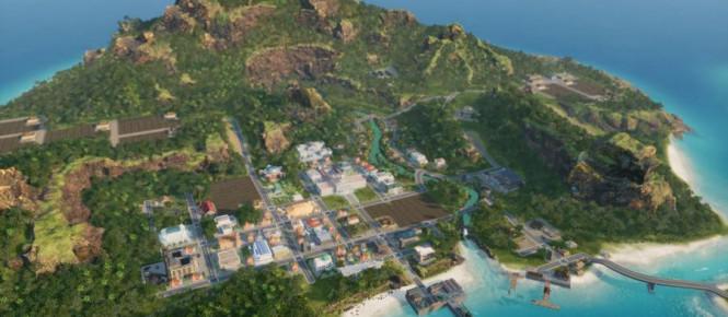 Une bêta dispo pour les précos de Tropico 6