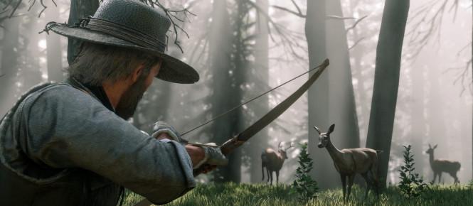Red Dead Redemption 2 : la deuxième vidéo de gameplay aujourd'hui