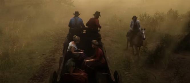 Red Dead Redemption 2 : le nouveau trailer est en ligne