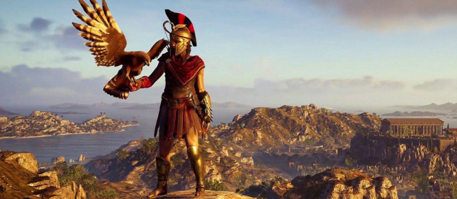 Assassin's Creed Odyssey va tenter le streaming sur Chrome