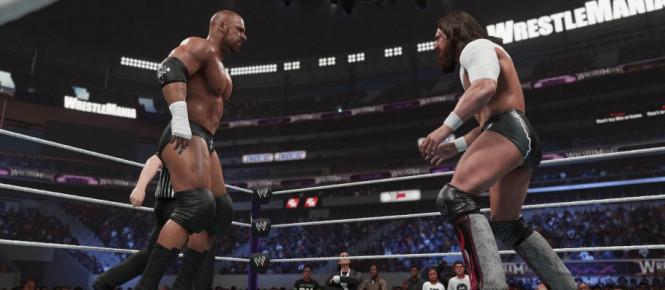 WWE 2K19 annonce son poids sur PS4