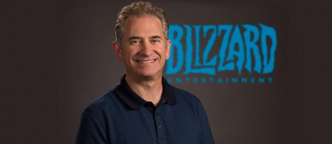 Blizzard change de président