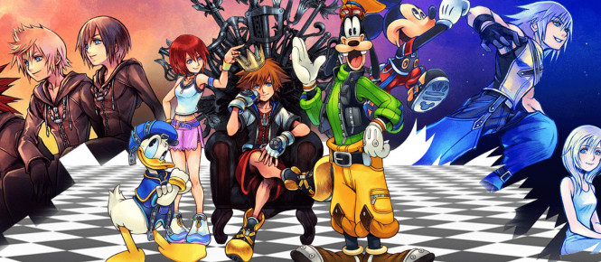Encore une compilation pour Kingdom Hearts