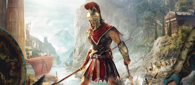 Steam / Assassin's Creed Odyssey : un record de fréquentation