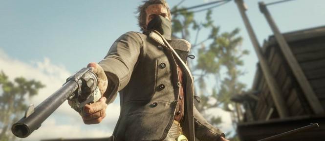 Red Dead Redemption 2 : son poids sur Xbox One