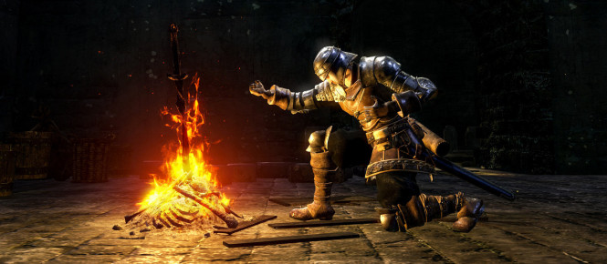 Dark Souls arrive sur Switch