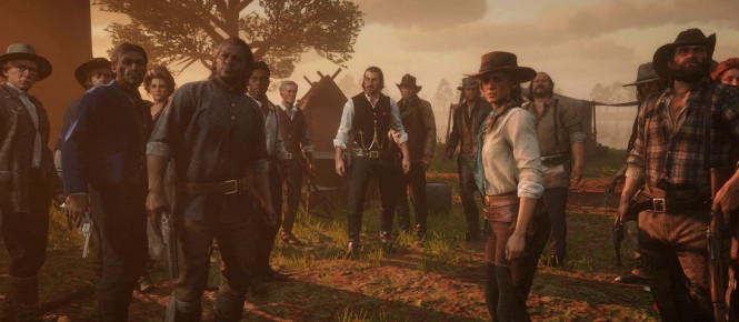 Une companion app pour Red Dead Redemption 2